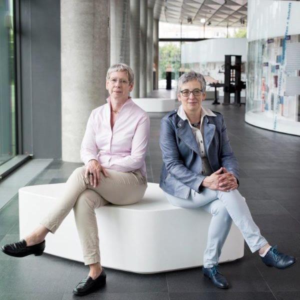 Rechtsanwältin Angela Schröder-Scherrle und Rechtsanwältin Ute Rittmeier 1